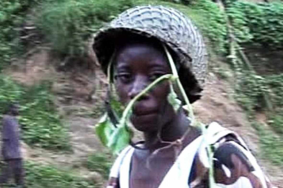 Konžský voják