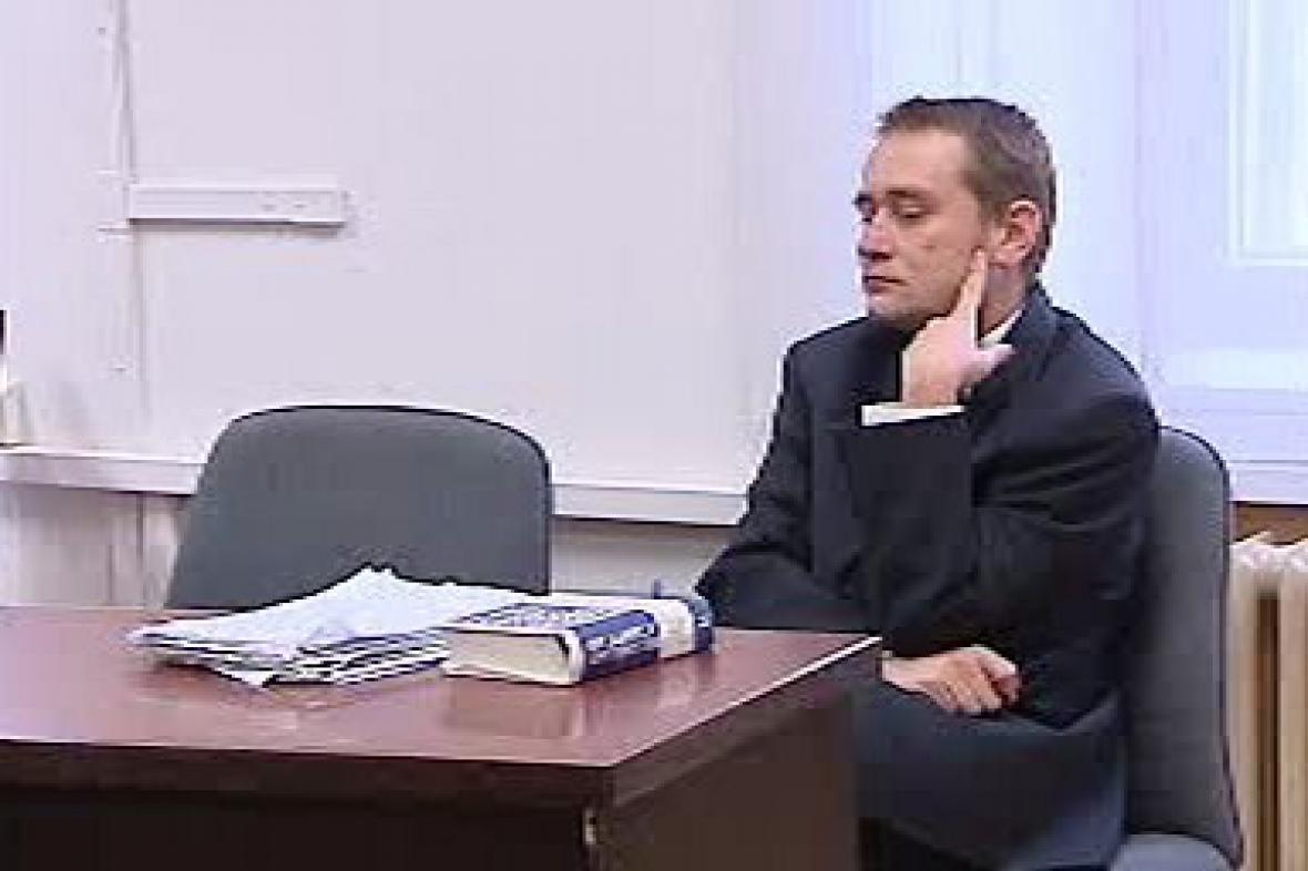Obžalovaný Kalinovský