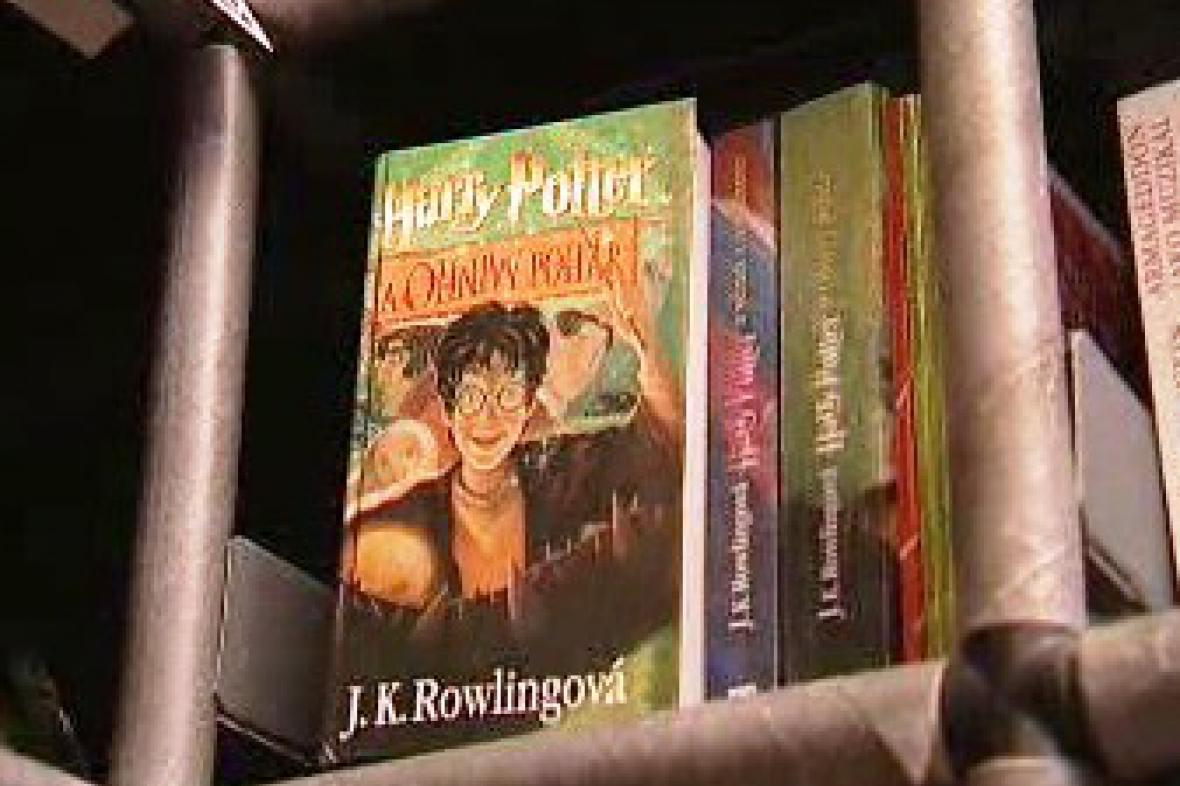 Harry Potter a Ohnivý pohár: Pravý, nebo padělek?
