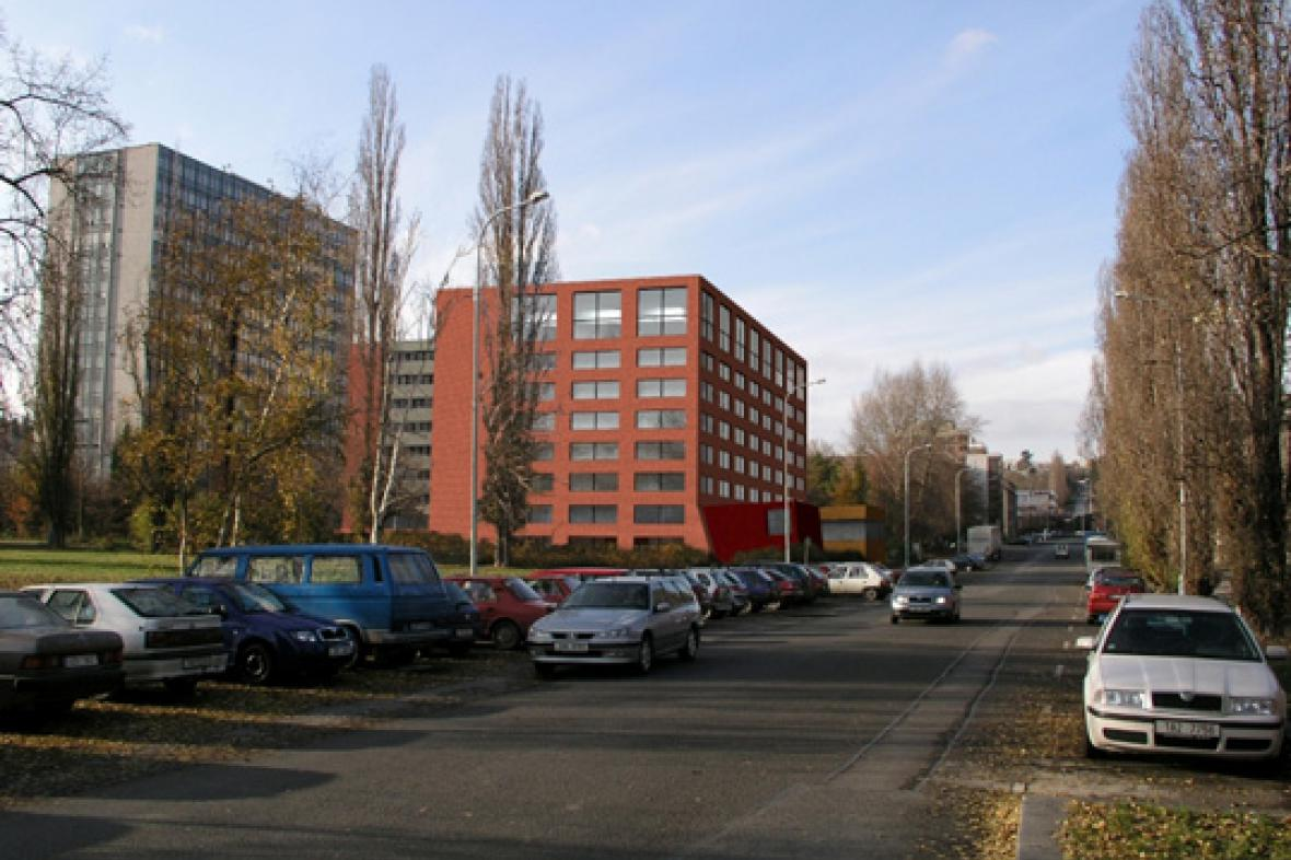 Nová budova ČVUT