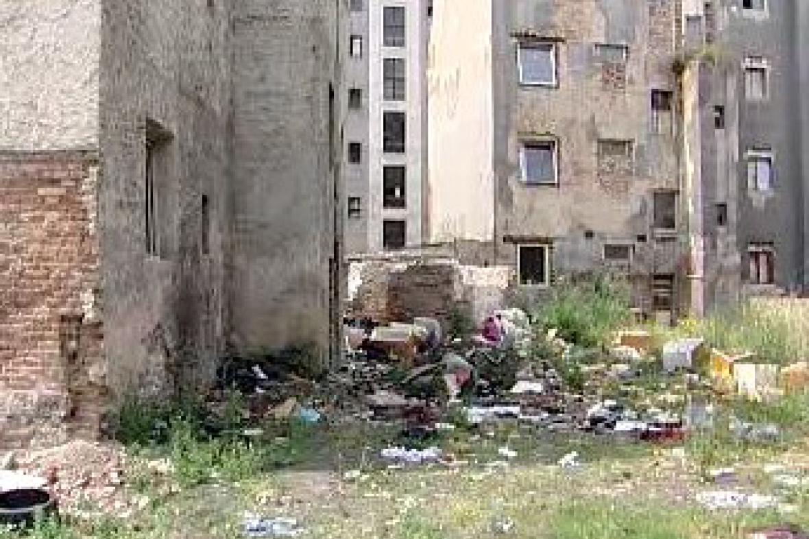 Předlické ghetto