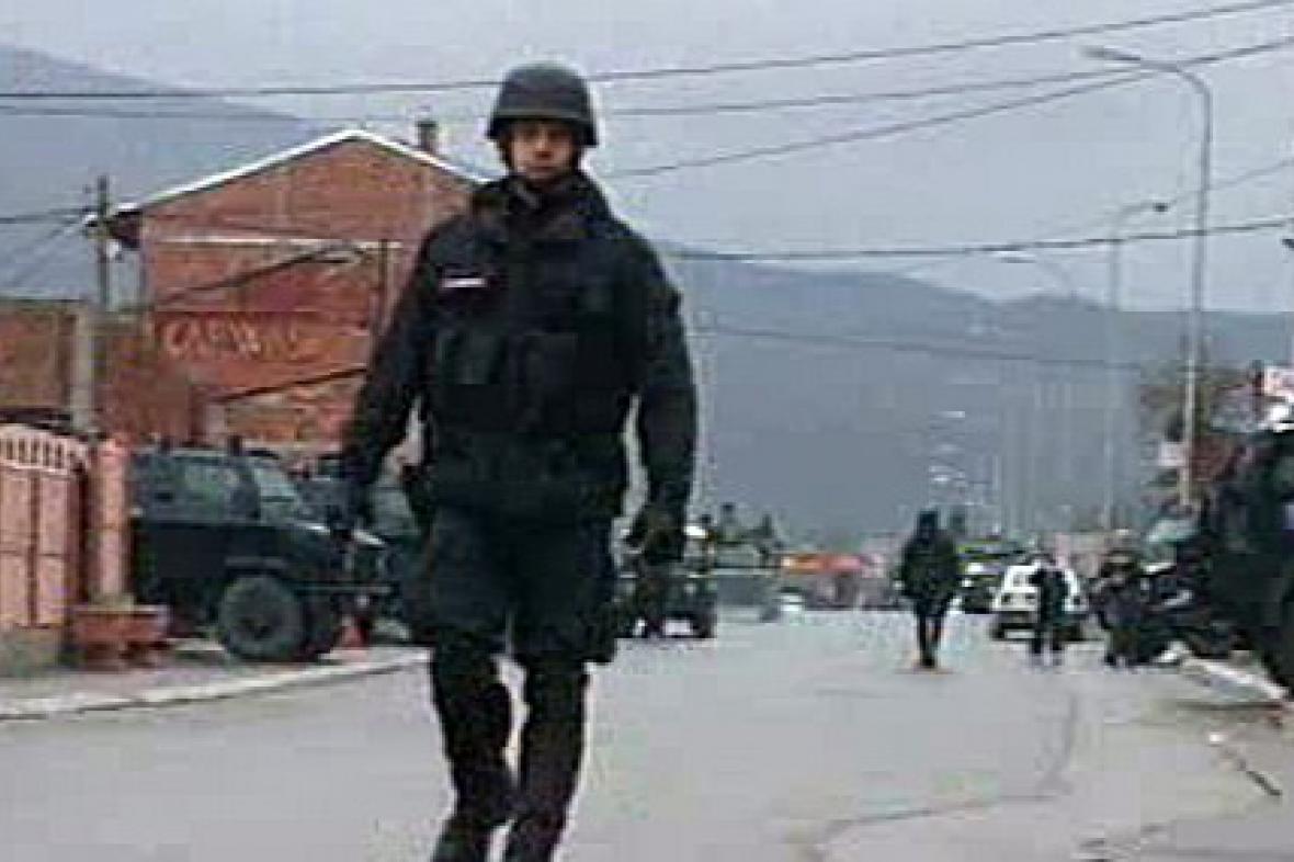 Mezinárodní jednotky v Kosovu
