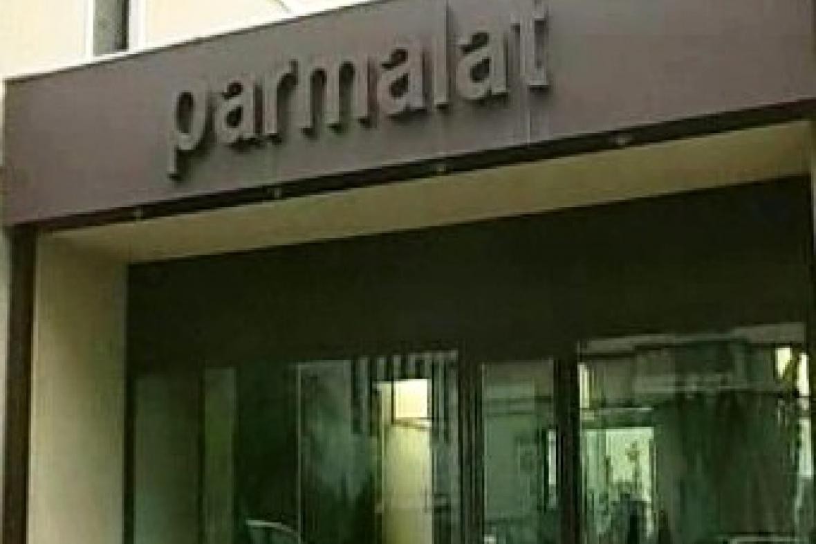 Jedna z kanceláří italské společnosti Parmalat
