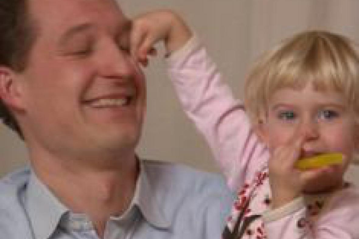 Otec s dcerou