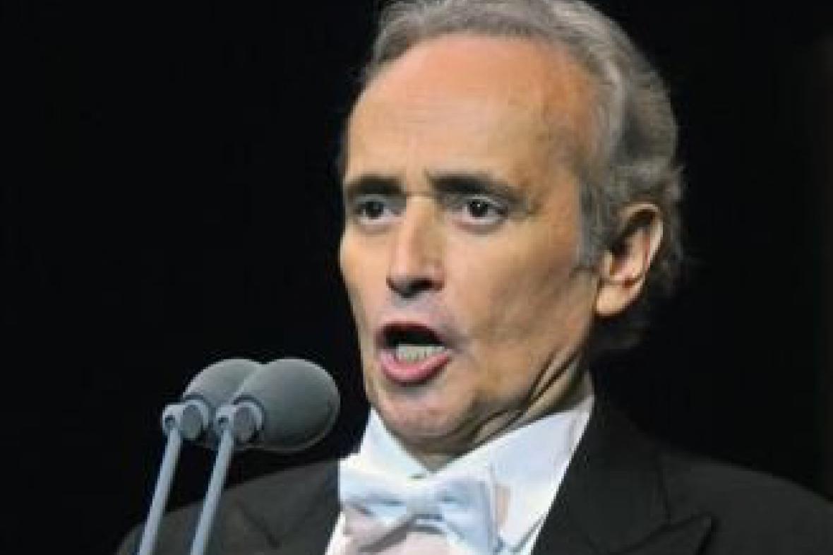 Španělský tenorista José Carreras