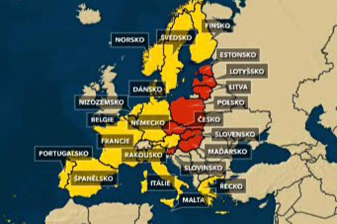 Schengen po 21. prosinci