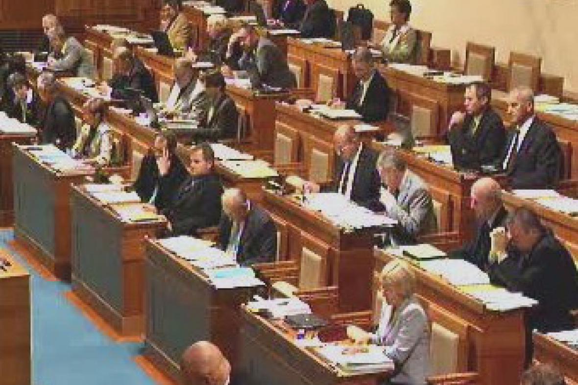 Zasedání Senátu