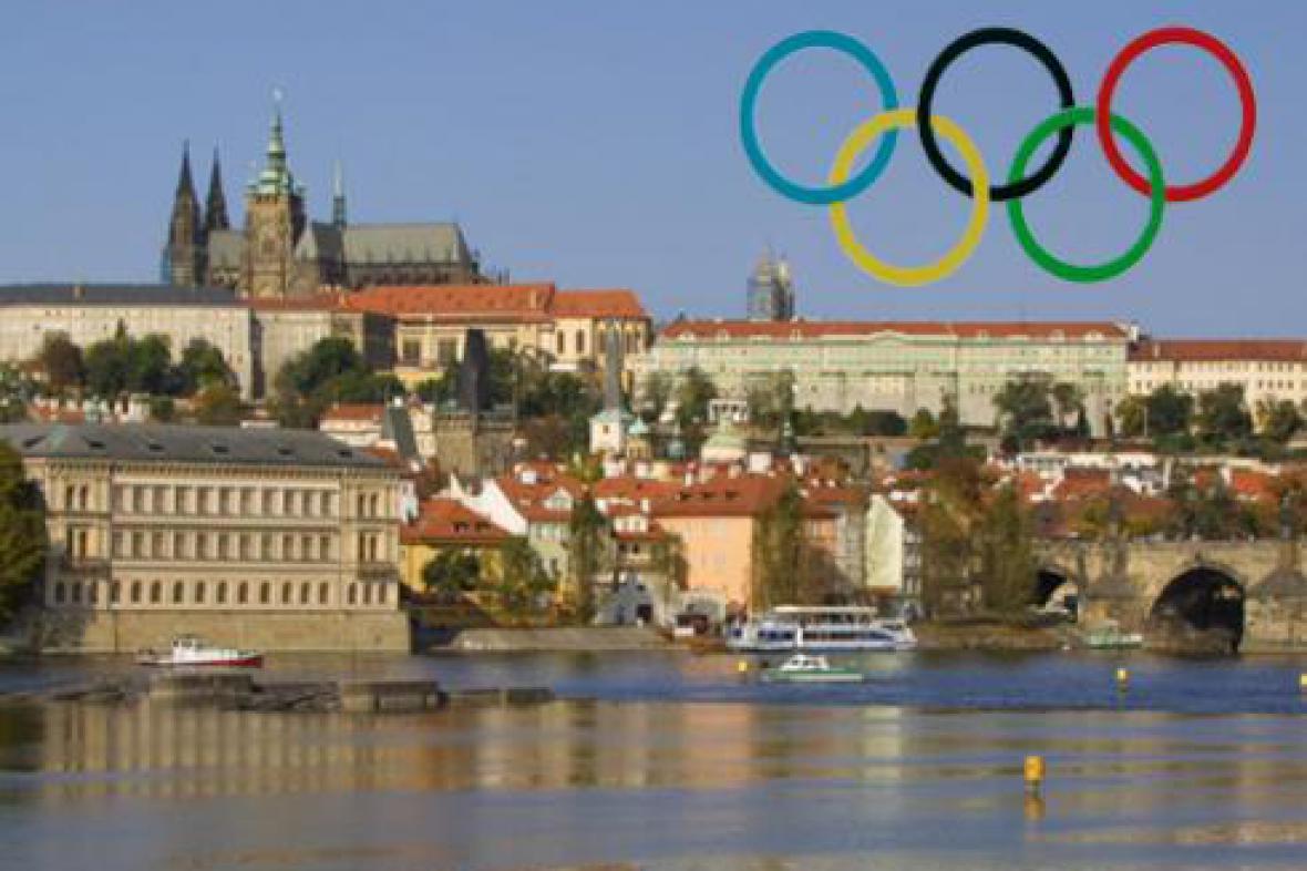 Praha olympijská