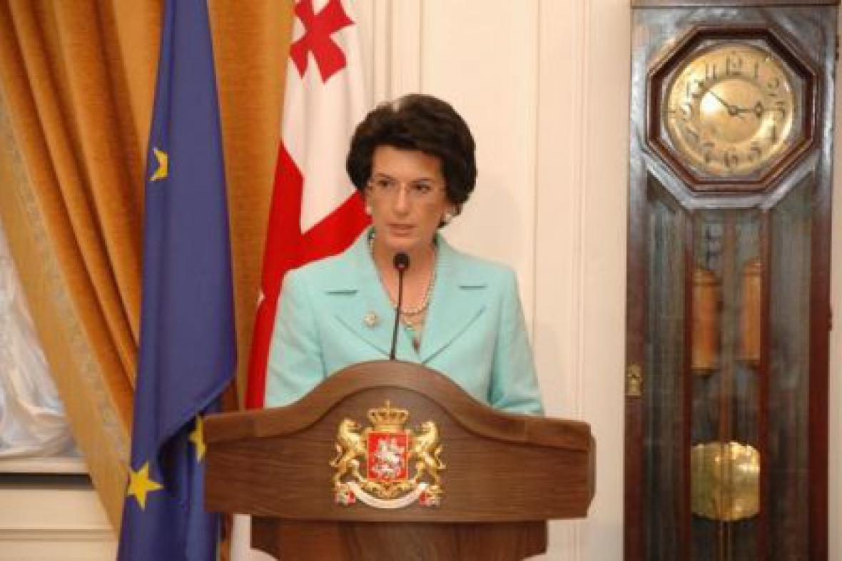 Nino Burdžanadzeová