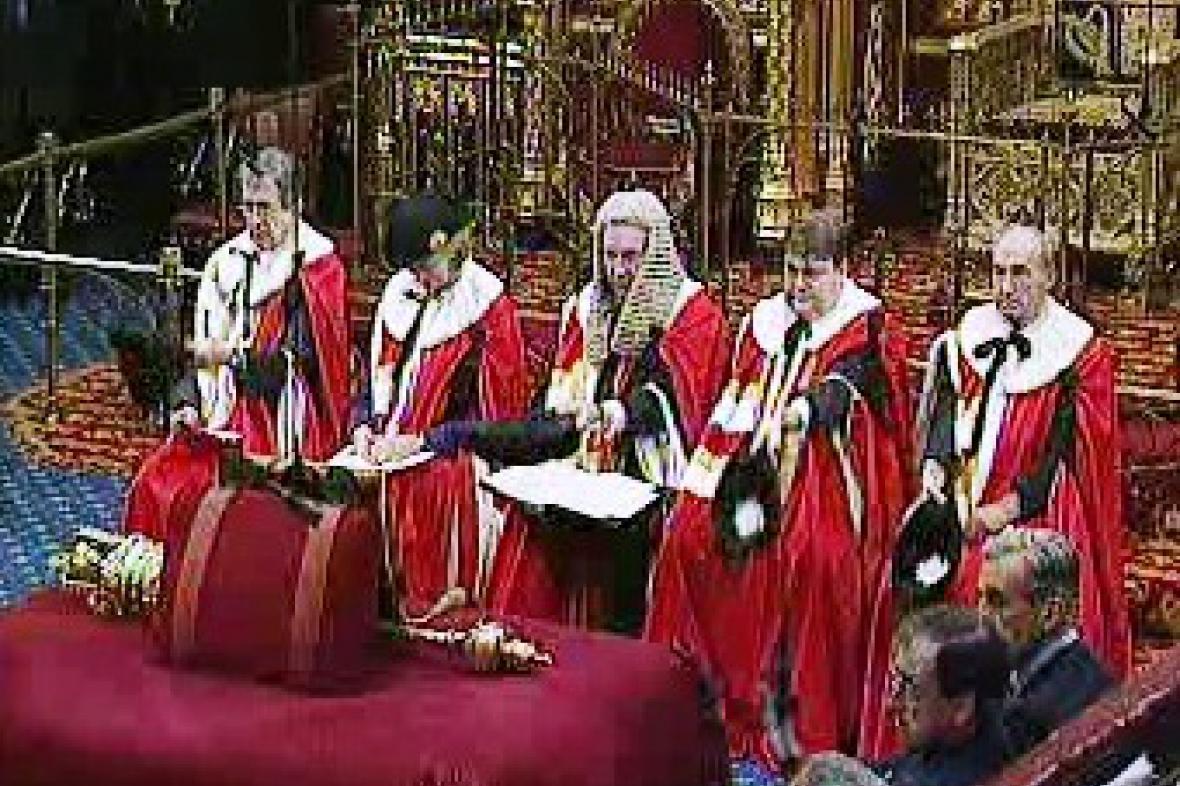 Sněmovna lordů