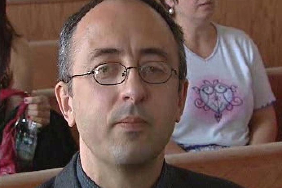 Vladimír Mikuš před soudem