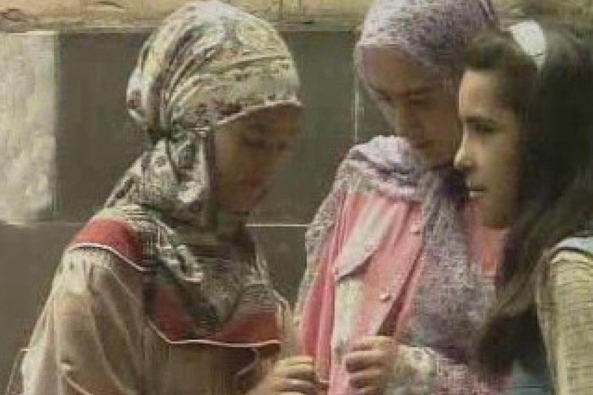 Turecké dívky