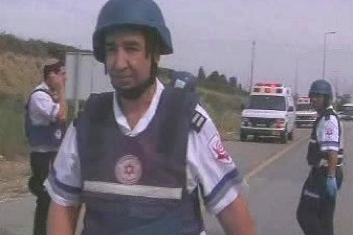 Útoky v pásmu Gazy