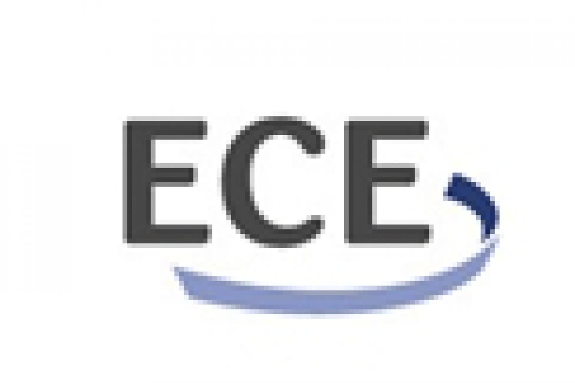 Logo společnosti ECE