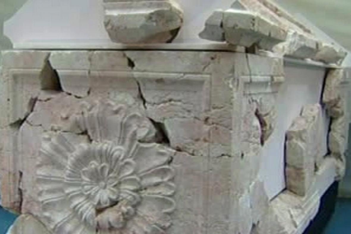Hrobka Herodovy ženy