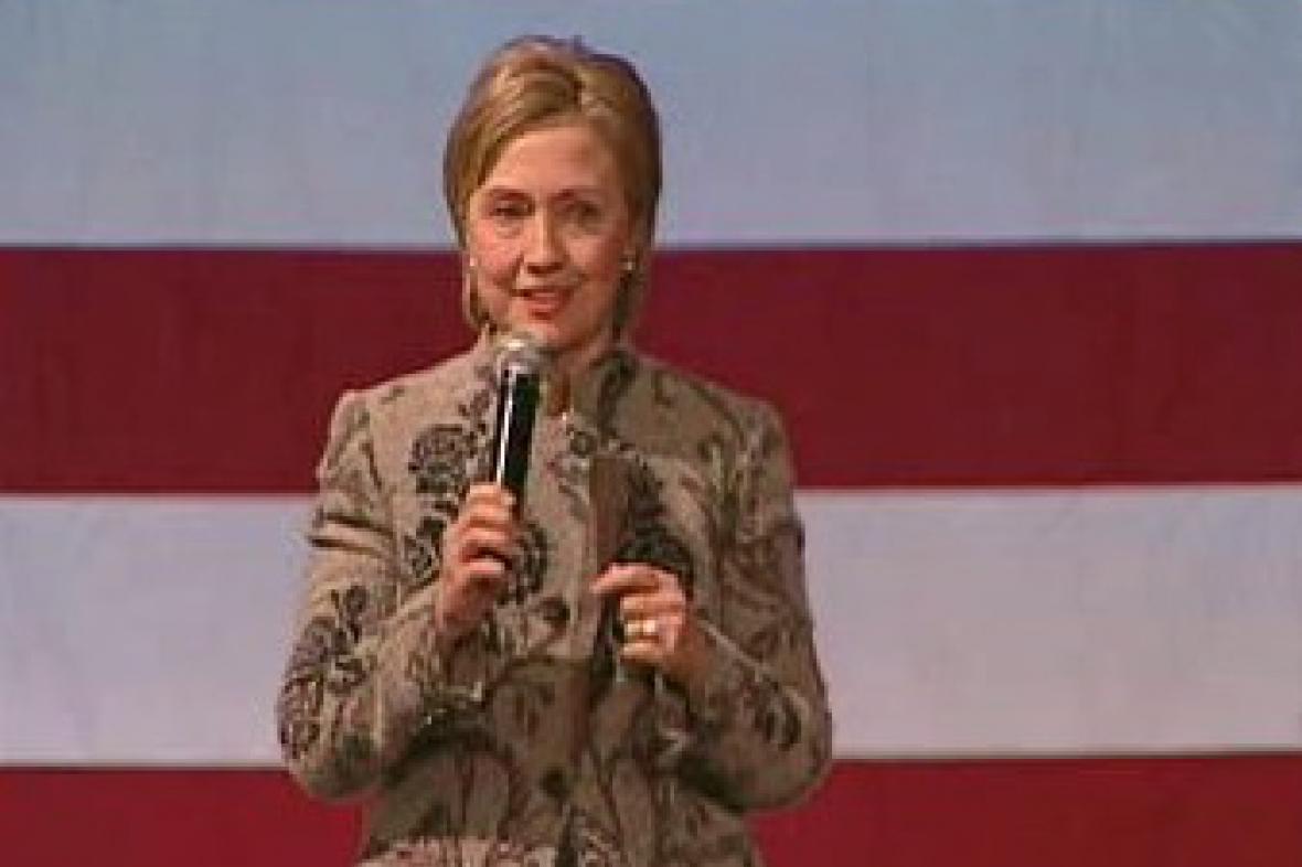 Hilllary Clintonová