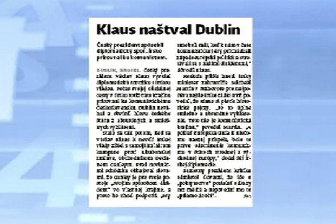 Slovenský deník SME