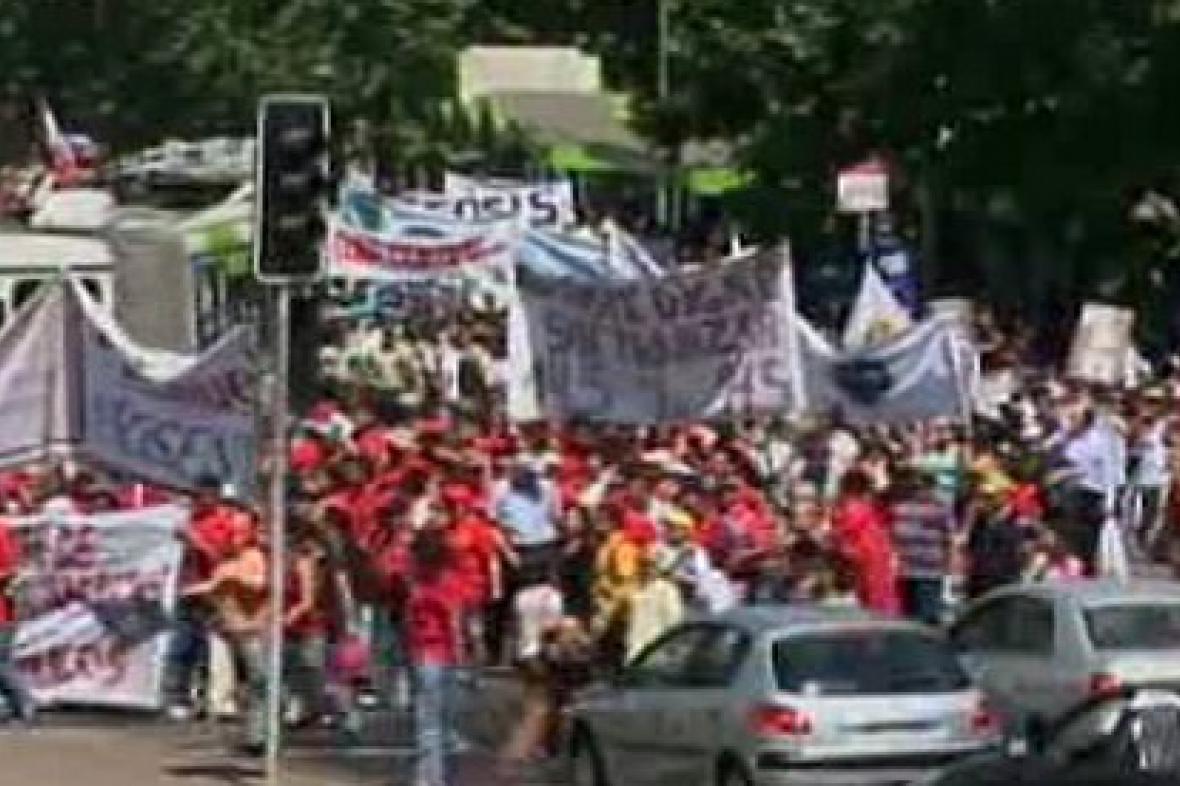 Generální stávka