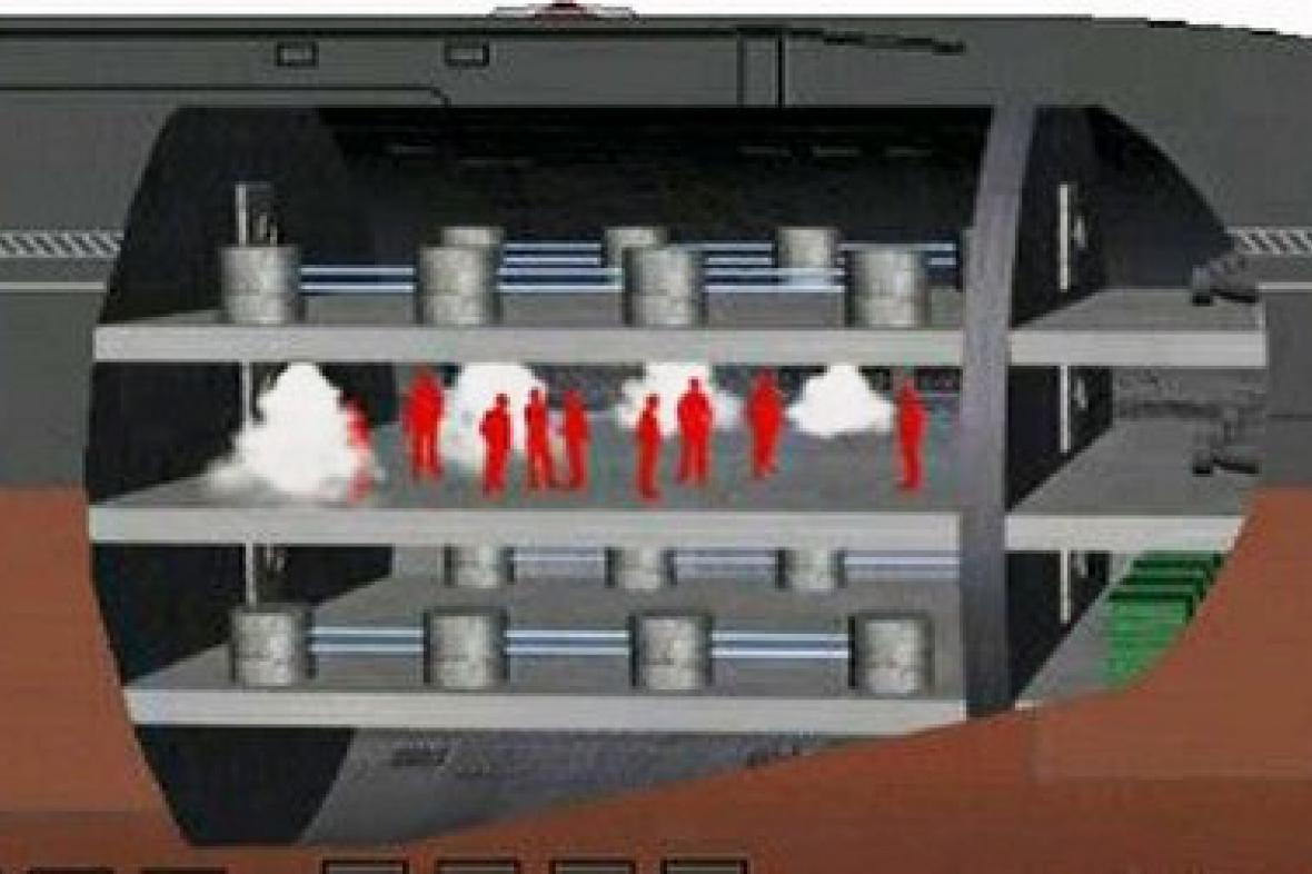 Nehoda ponorky