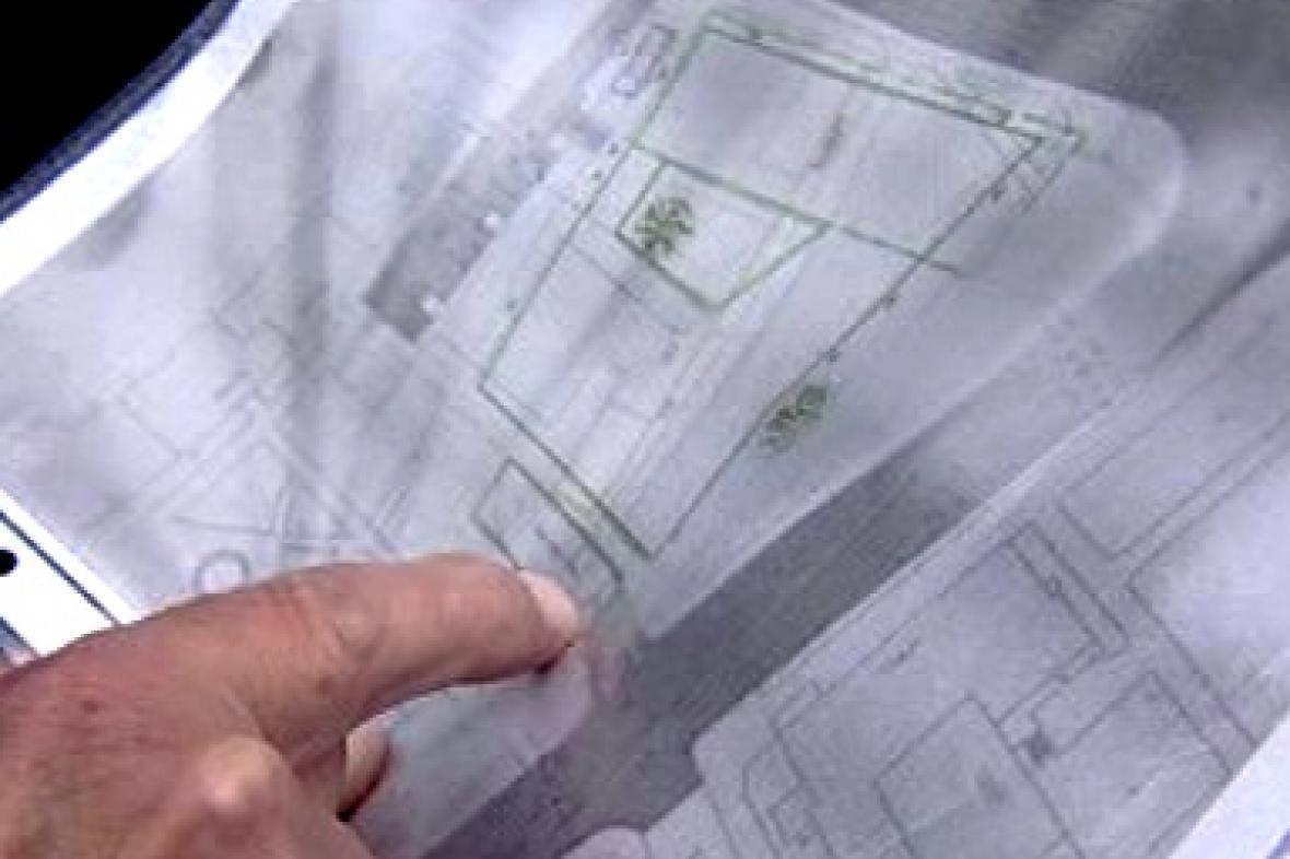 Projekt výstavby centra