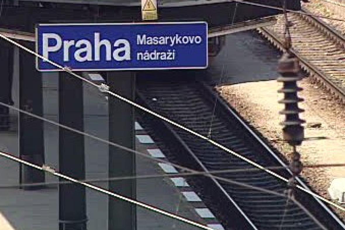 Masarykovo nádraží