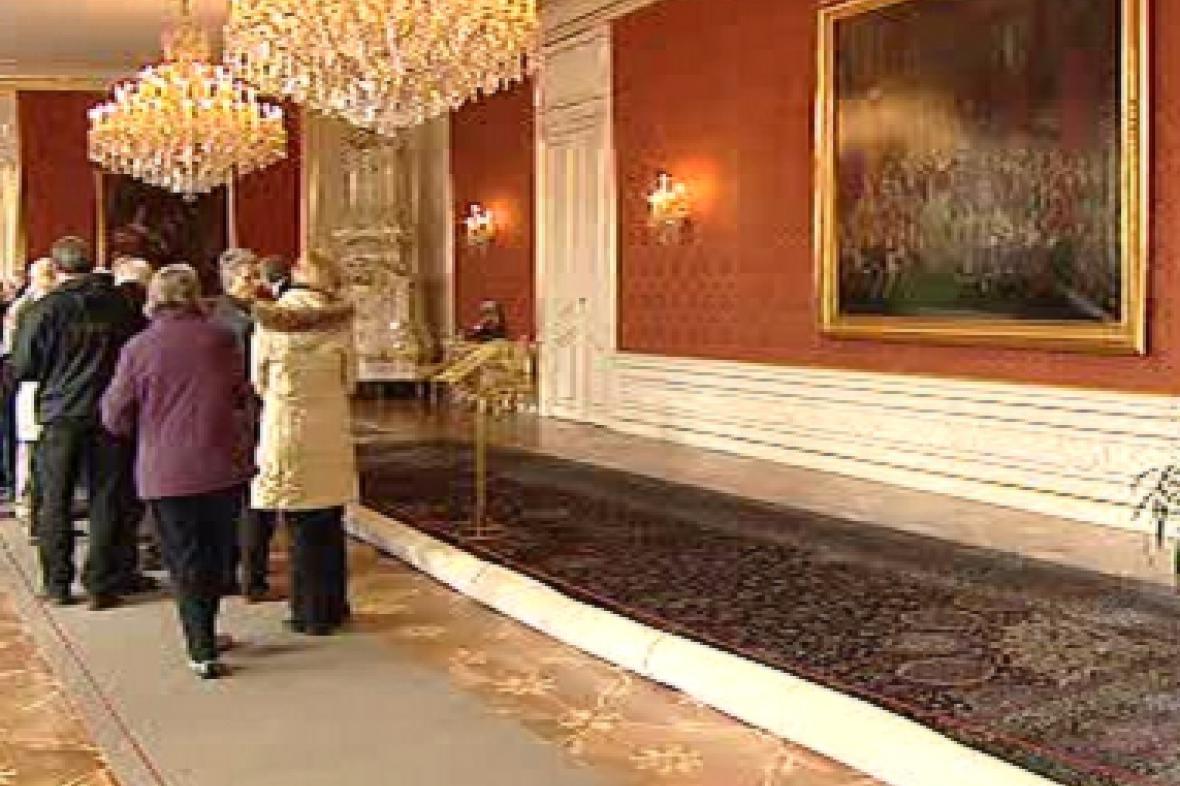Den otevřených dveří na Pražském hradě
