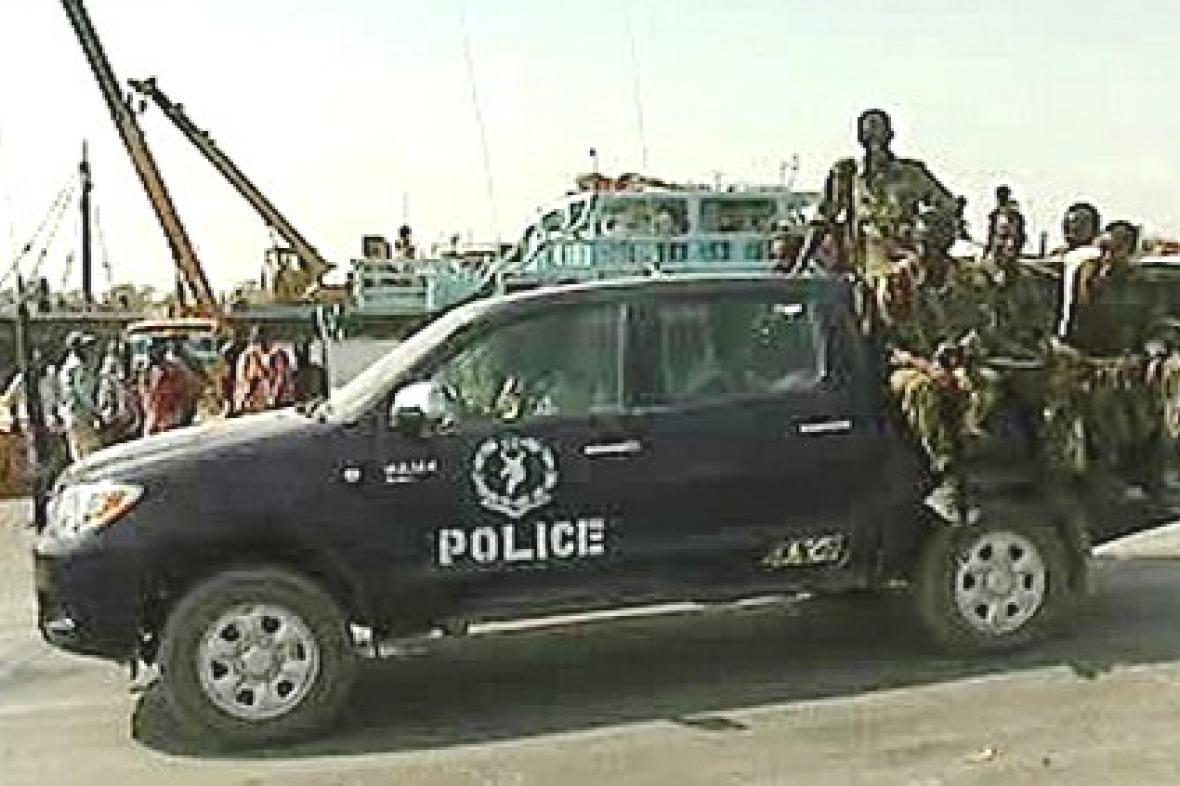 Somálská policie