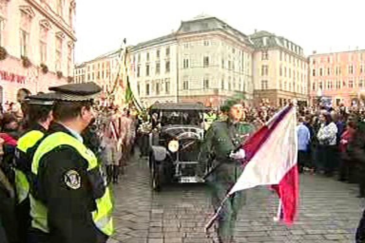 Oslavy v Olomouci