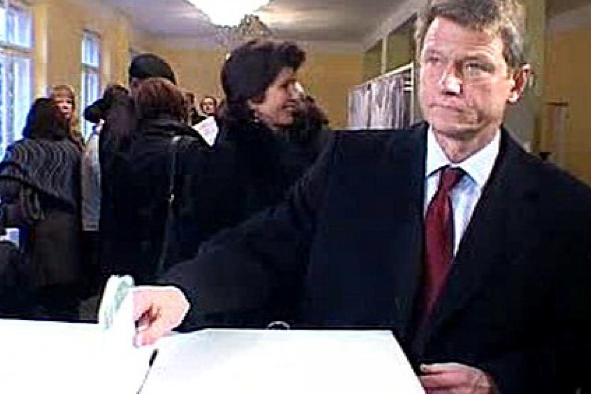 Parlamentní volby v Litvě
