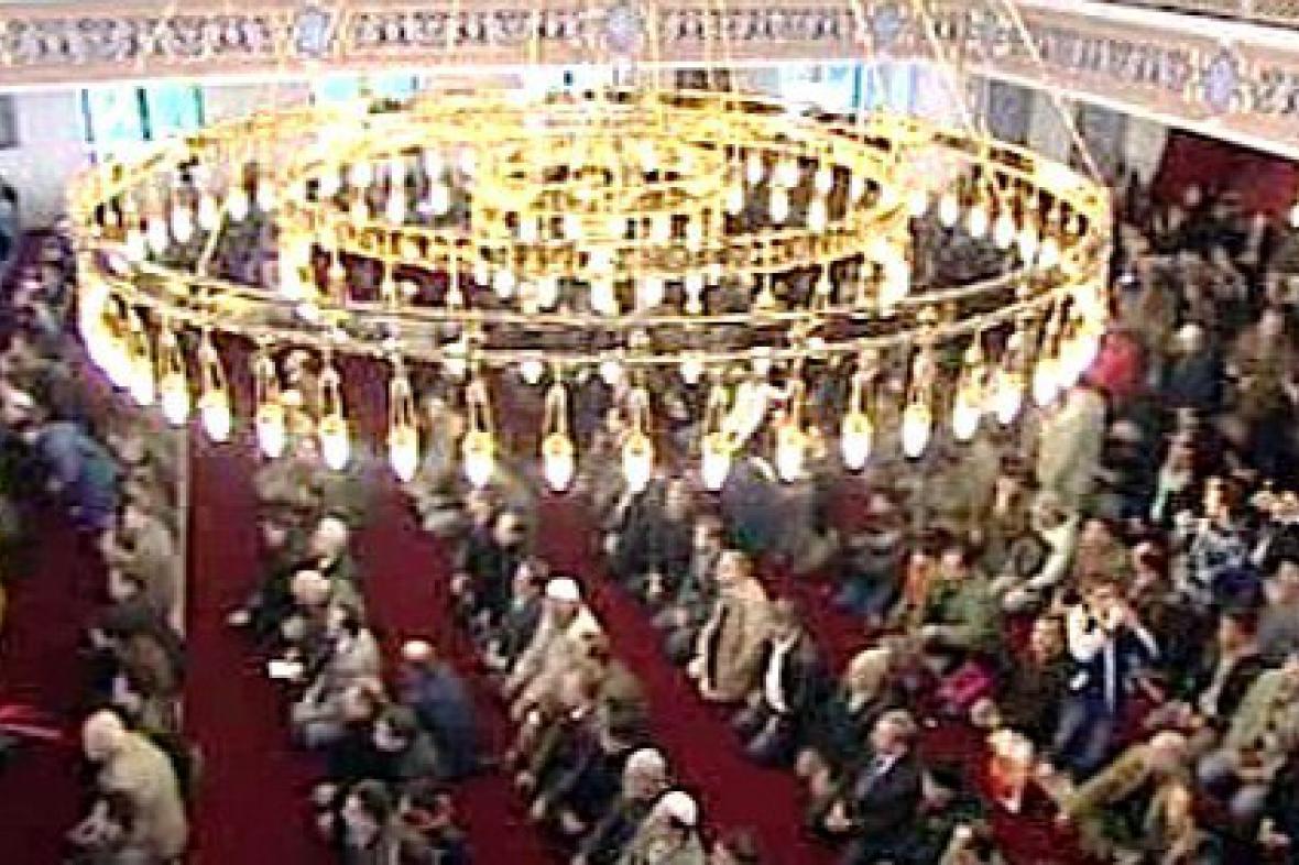 Mešita v německém Duisburgu