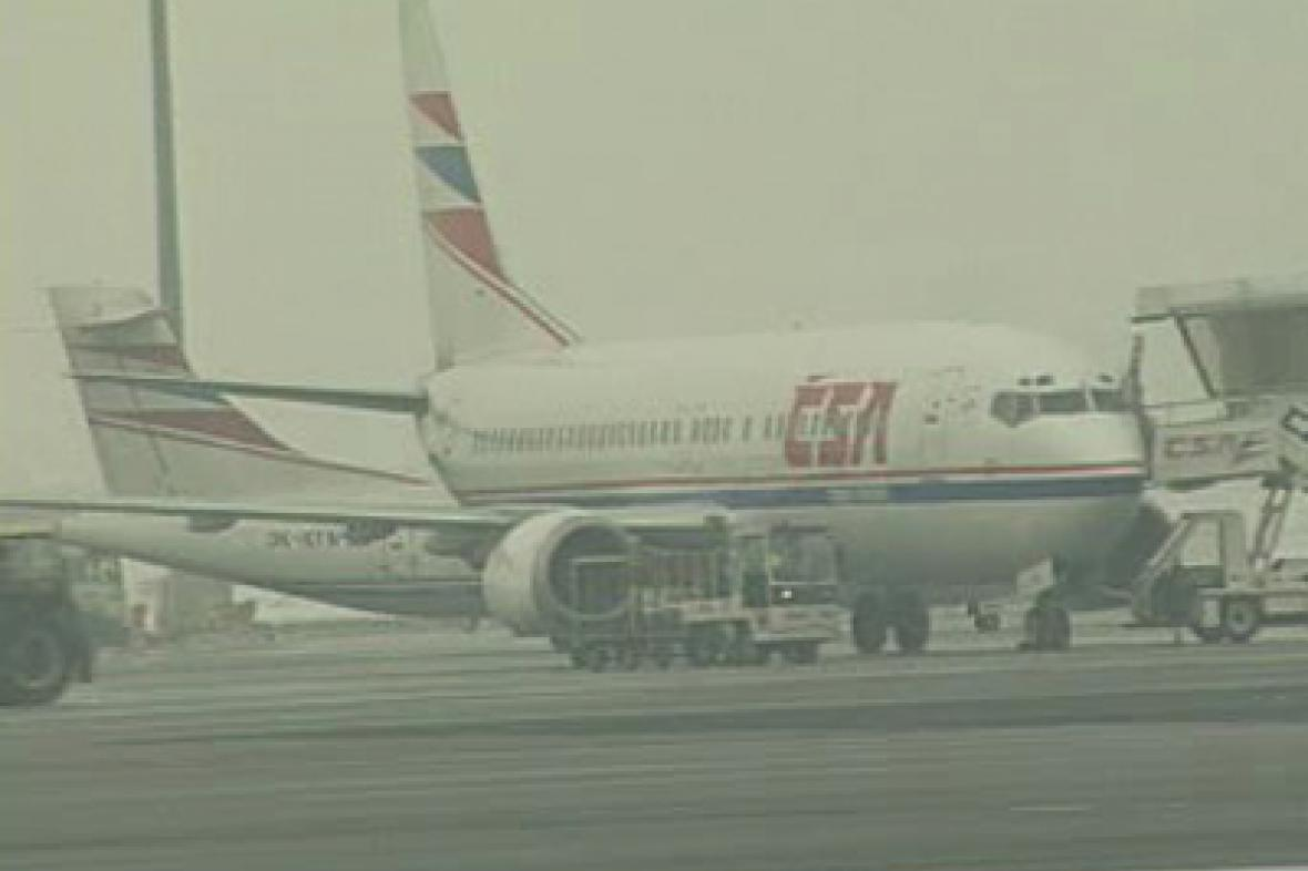 Letadla ČSA