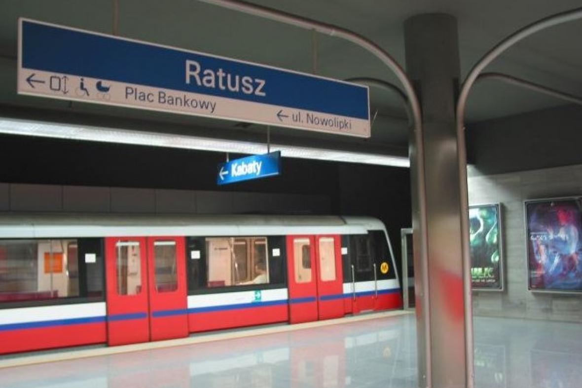 Varšavské metro