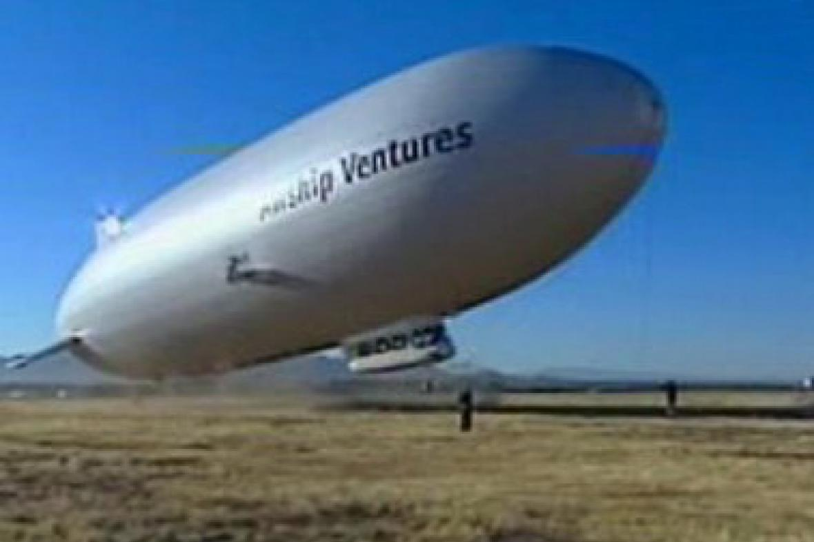 Nová vzducholoď