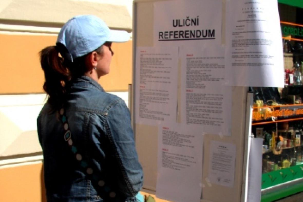 Uliční referendum