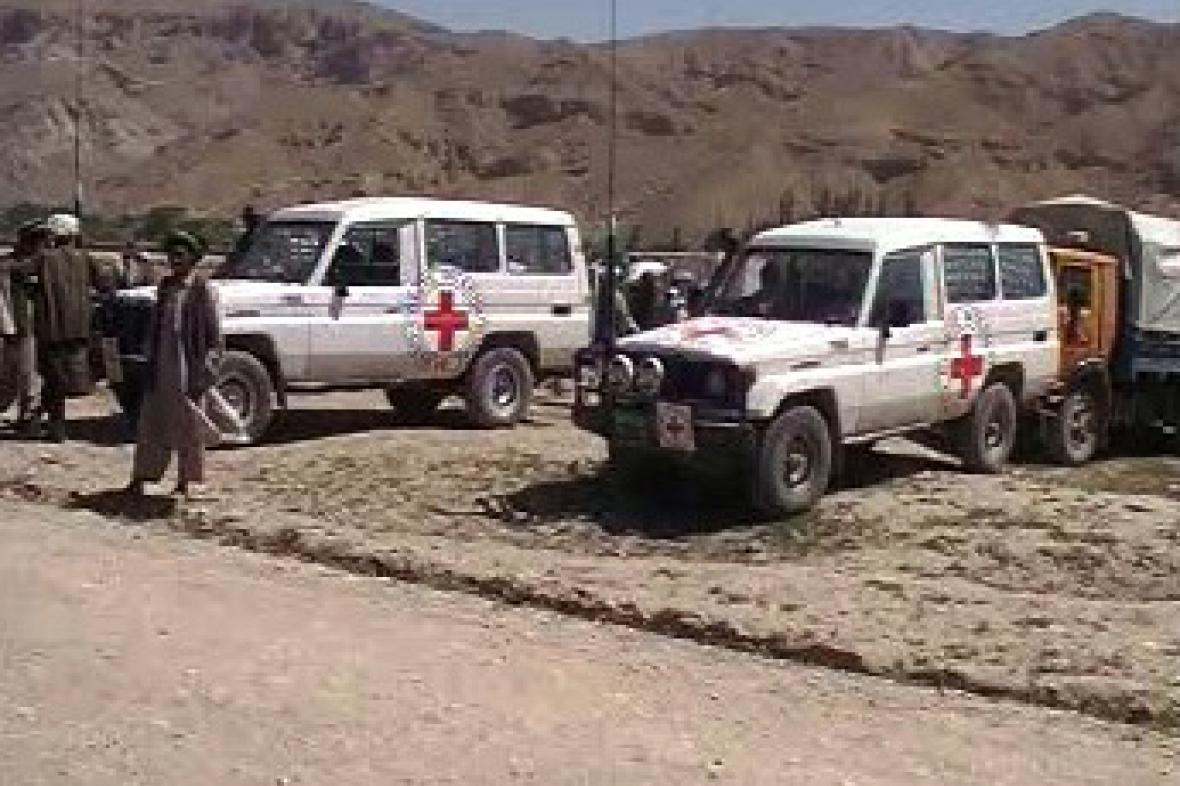 Humanitární pracovníci