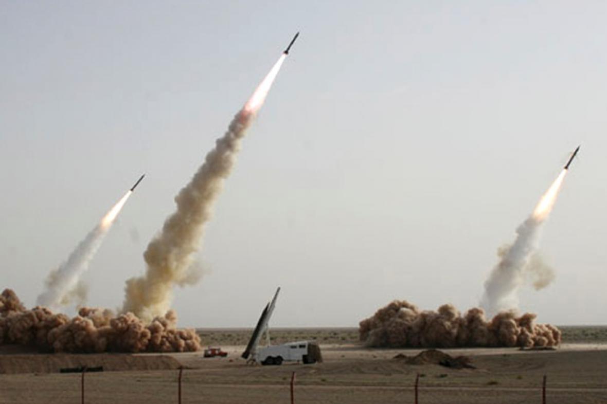 Vojenské rakety