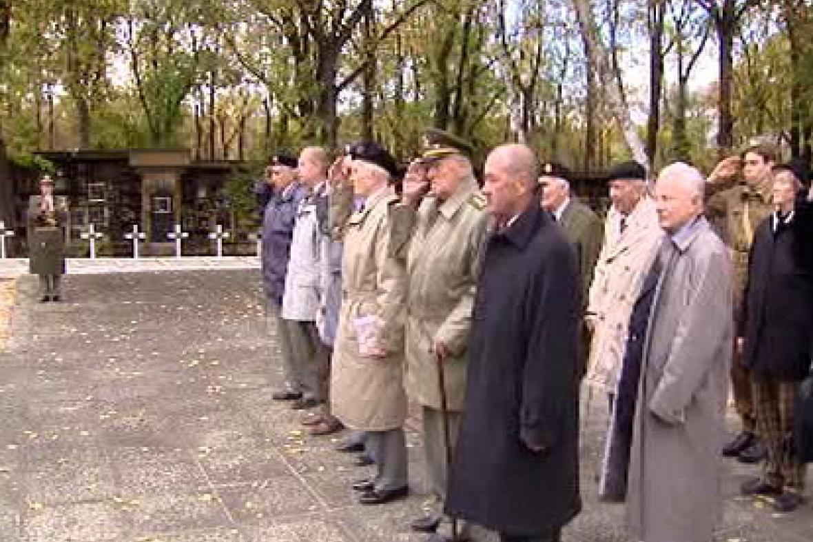 Pamětníci si připomněli bitvu u Dunkerque