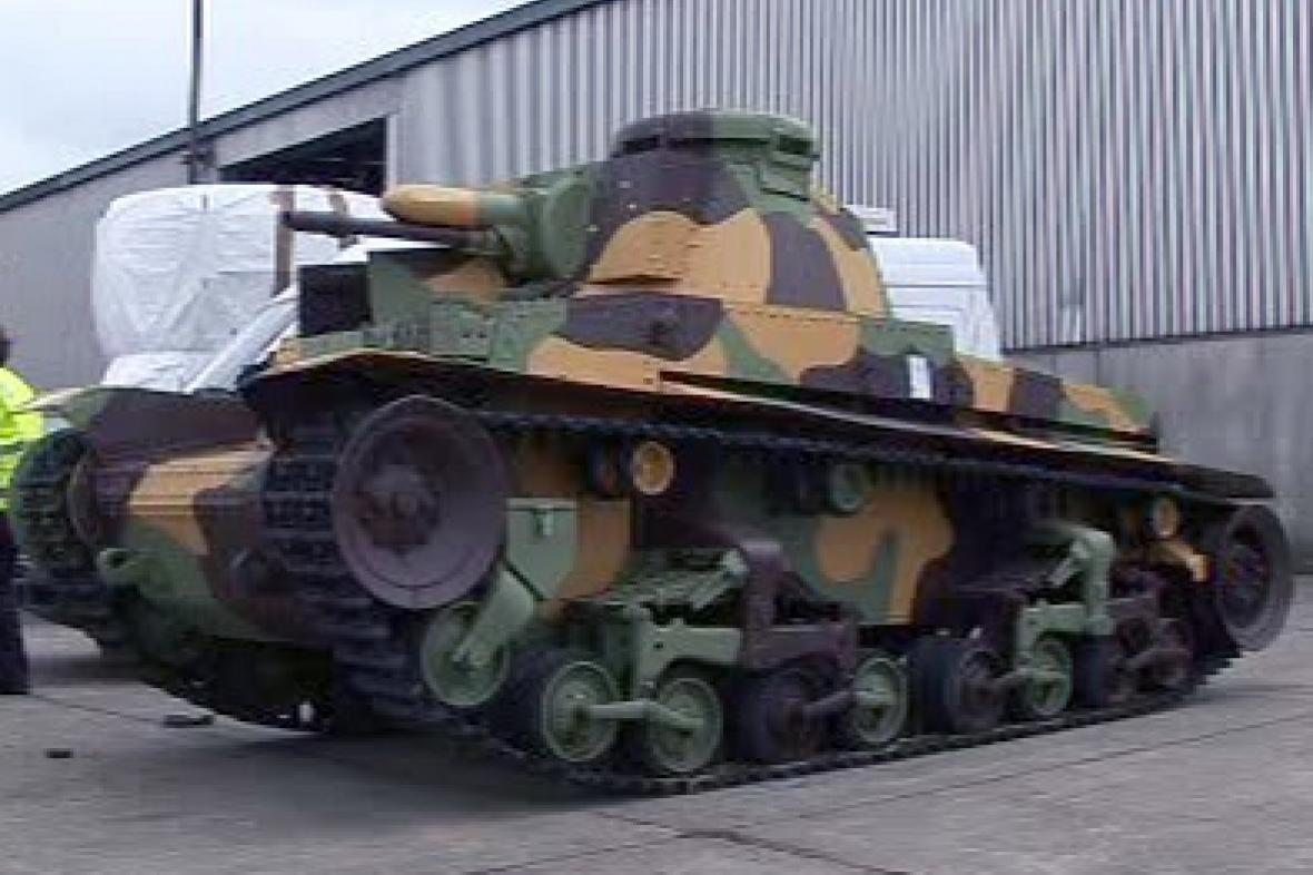 Lehký tank LT-35