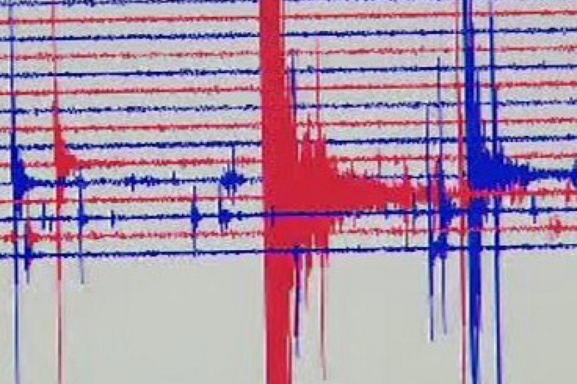 Průběh zemětřesení