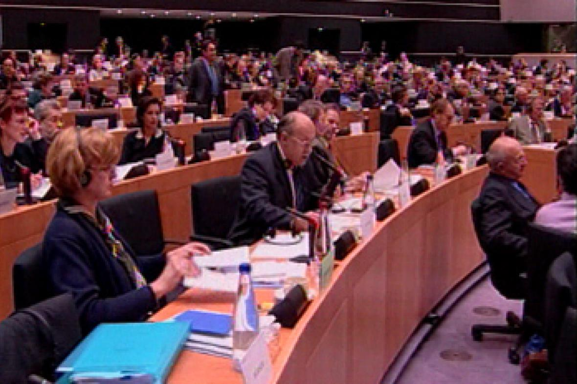 zasedání EU