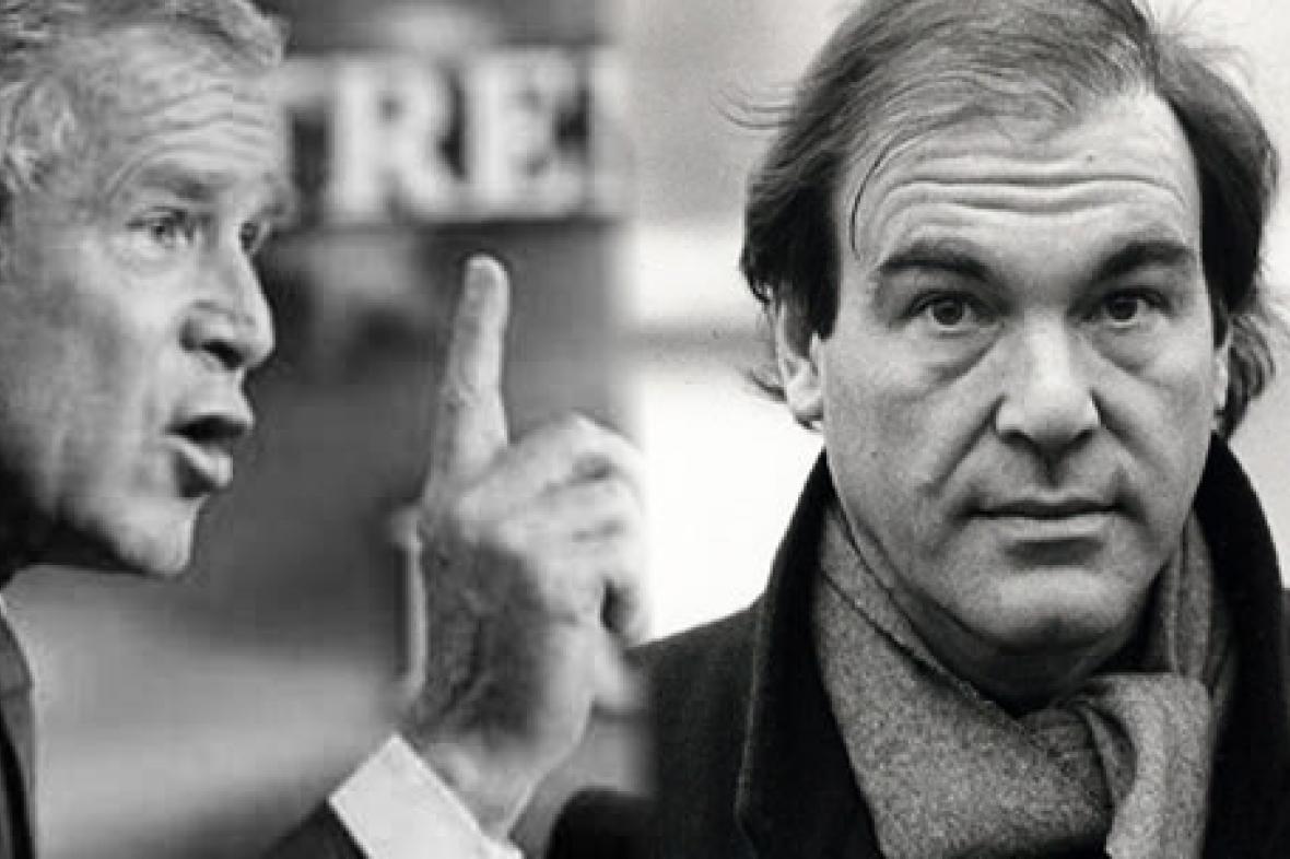 Stone natočil film o zákulisí Bushova života