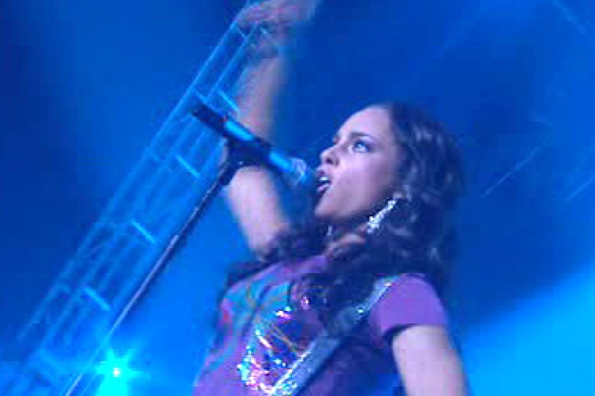 Alicia Keysová