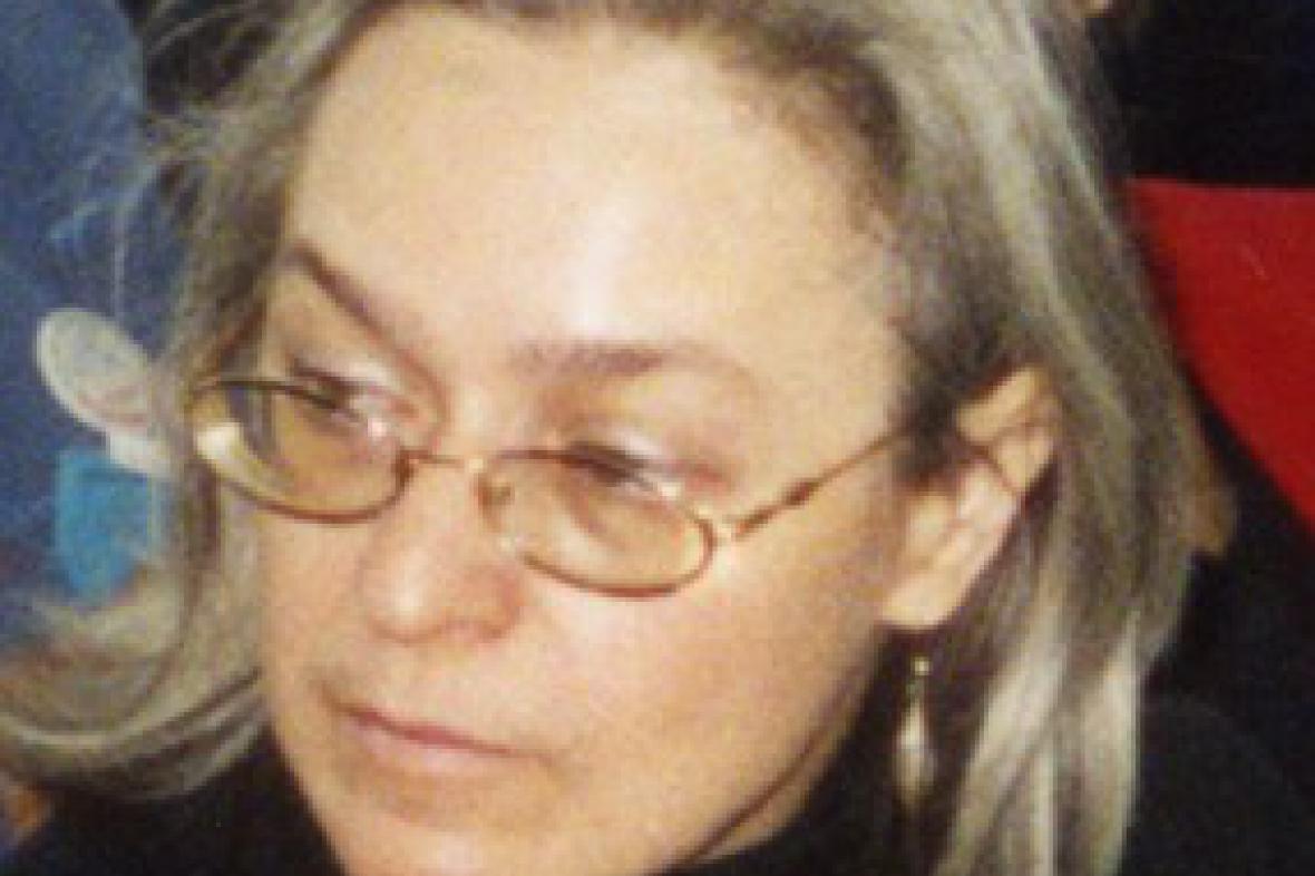 Anna Politkovska