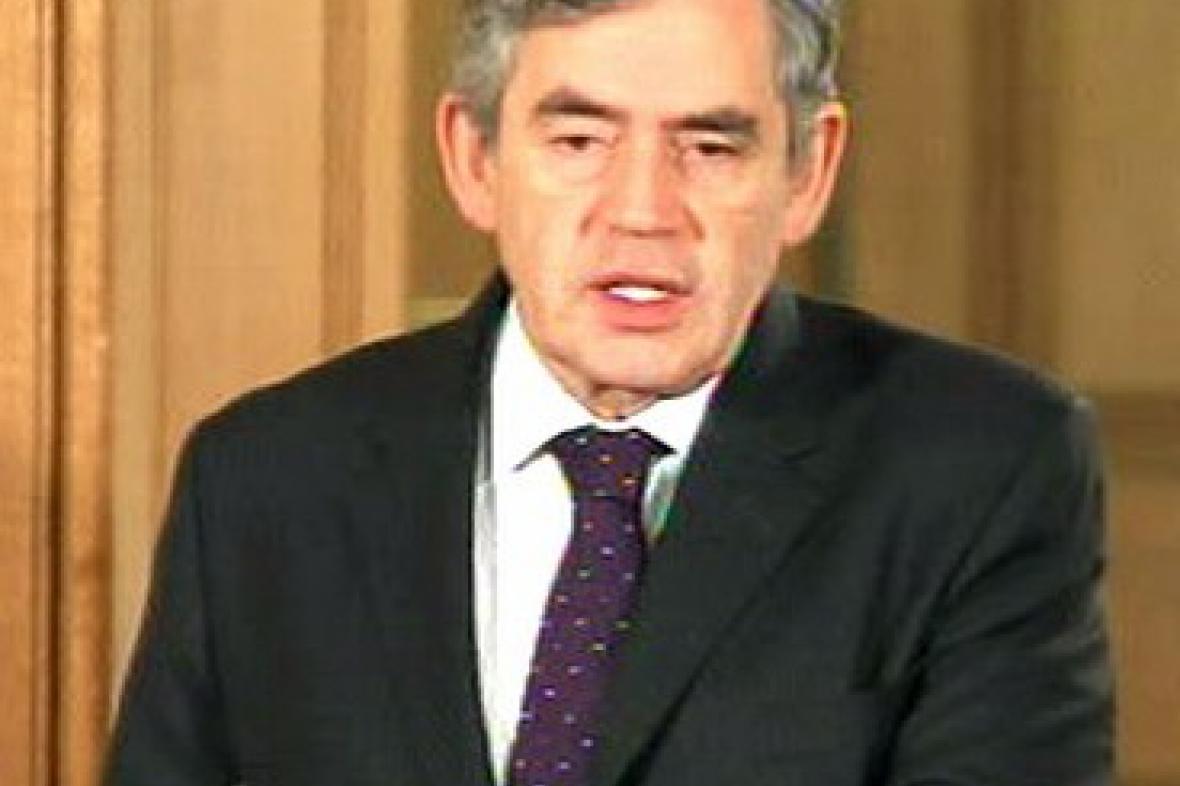 Gordon Brown