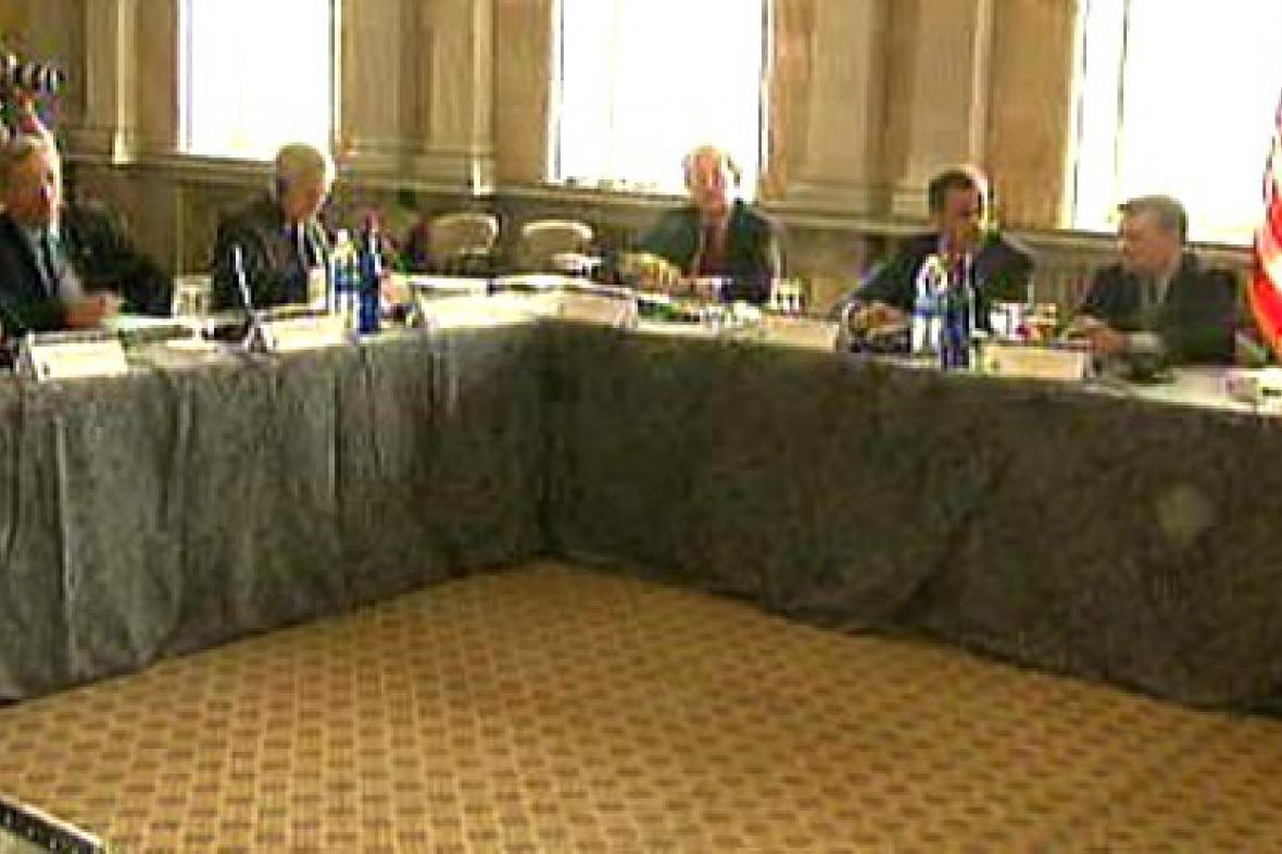 Představitelé skupiny G7