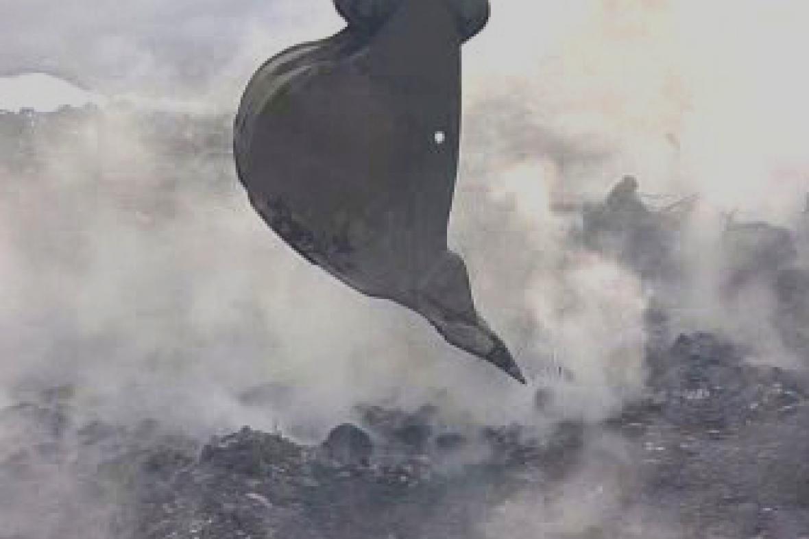 Požár v Markoušovicích