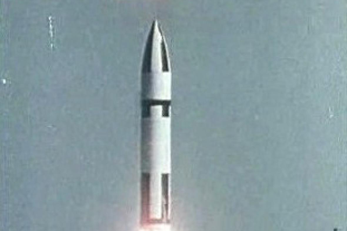 Bojová raketa