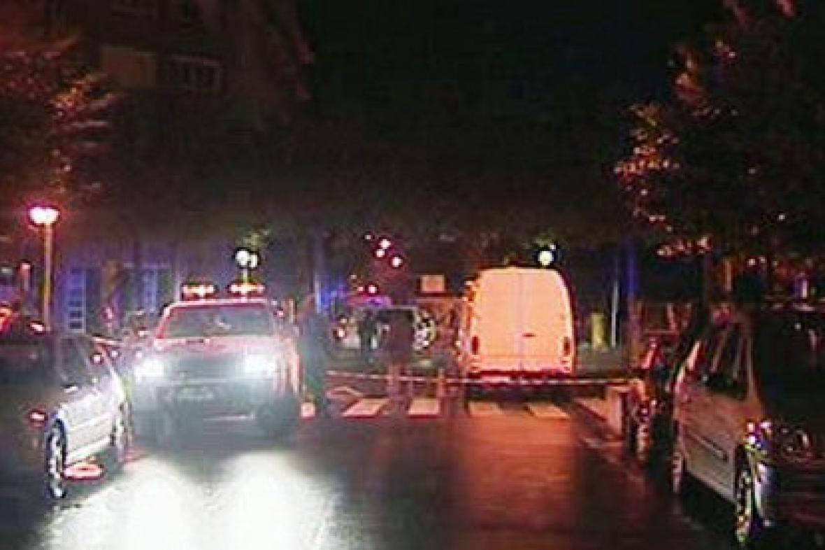 Útok ve Španělsku