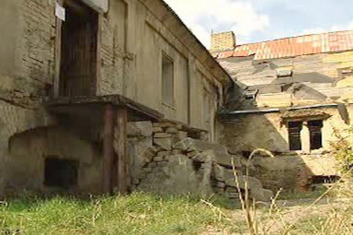 Romské ghetto v Ovčárech