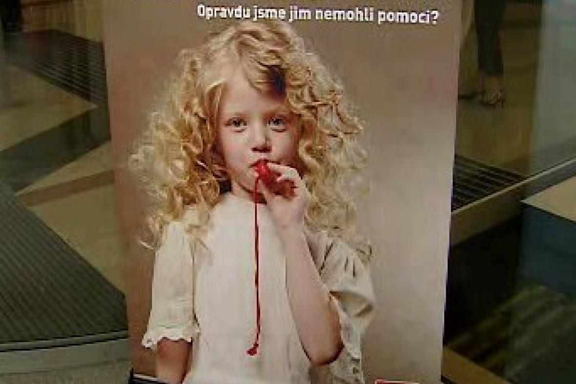 Kampaň proti dětskému týrání